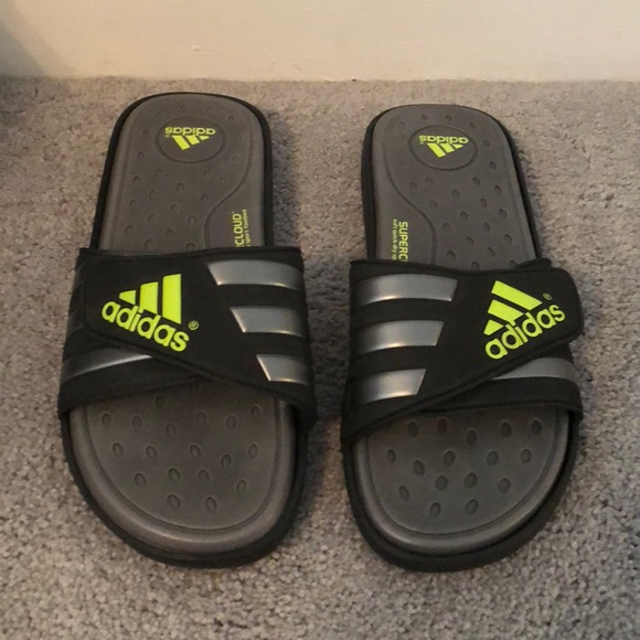 bff6247f5 adidas Other - Men s Adidas Super Cloud Slides Size 11